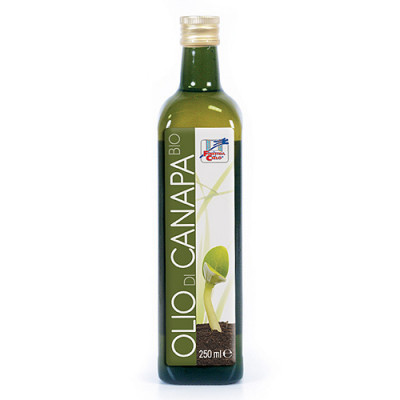 Hampeolie Ø (250 ml)