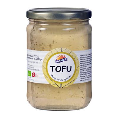 Tofu (i glas) Ø 550 ml.