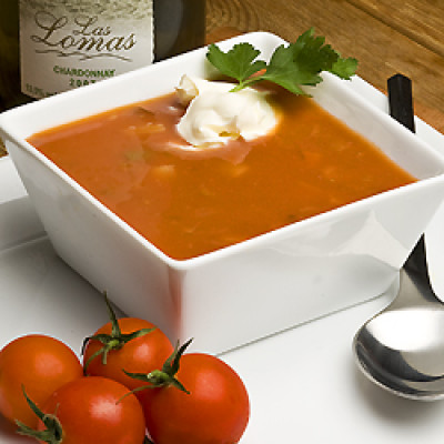 Tomat suppe Ø 680 gr.