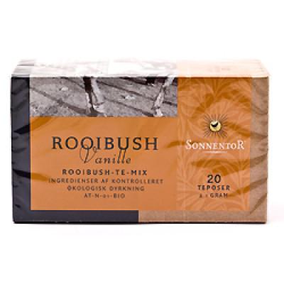 Rooibosh Vanille Te, Sonnentor Ø 20 Breve
