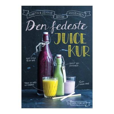 Den fedeste juicekur BOG 165 sider