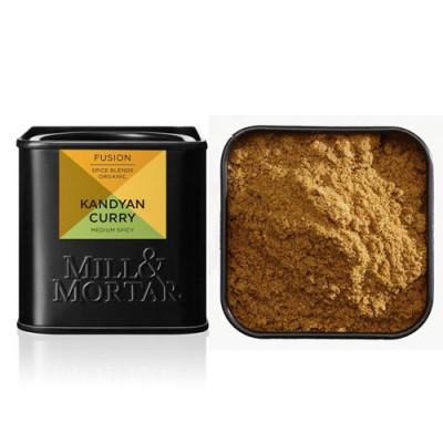 Mill og Mortar Kandyan Curry Krydderiblanding Ø (50 gr)