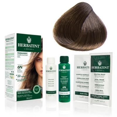 Herbatint 5N hårfarve Light Chestnut - 135 ml.