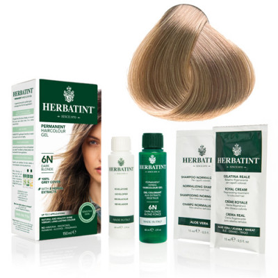 Herbatint 8N hårfarve Light Blonde - 135 ml.