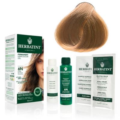 Herbatint 8D hårfarve Light Golden Blond - 150 ml.