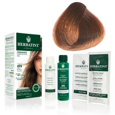 Herbatint 7R hårfarve Copper Blonde - 135 ml.