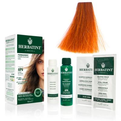 Herbatint FF 6 hårfarve Orange - 135 ml.