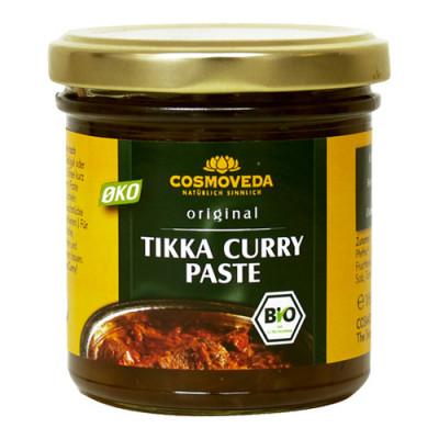 Cosmoveda Tikka Curry Paste Ø (175 g)