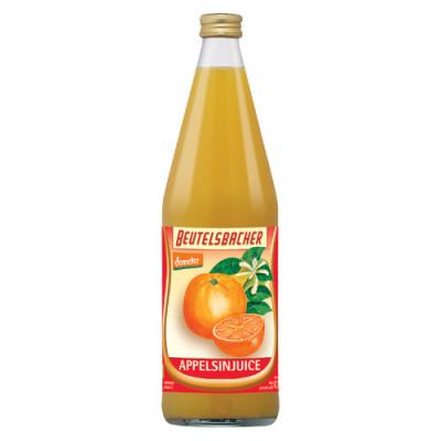 Beutelsbacher Appelsinsaft Ø Demeter (750 ml)