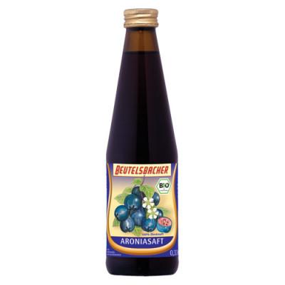 Aronia Juice Ø Beutelsbacher (330 ml)