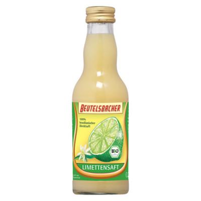Limesaft Ø Beutelsbacher (200 ml)