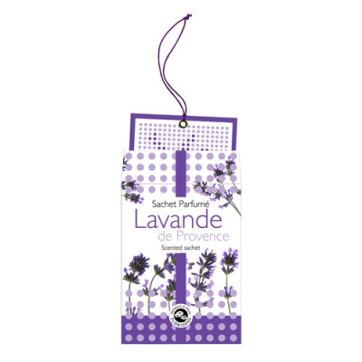 Duft Sachet Provence Lavender (1 stk)