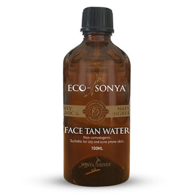Eco By Sonya Face tan water selvbruner (100 ml)