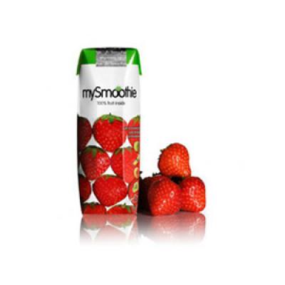 MySmoothie Jordbær (250 ml)