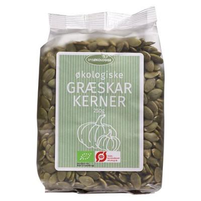 Spis Økologisk Græskarkerner Ø (250 g)