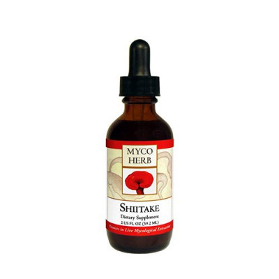 MycoHerb Shiitake (60 ml)