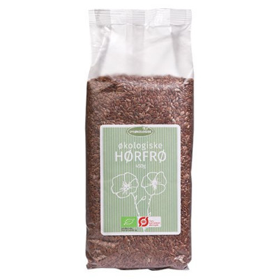 Spis Økologisk Hørfrø Ø (450 g)