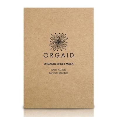 Organid Sheet Mask Anti-aging Moisturizing - 22 ml