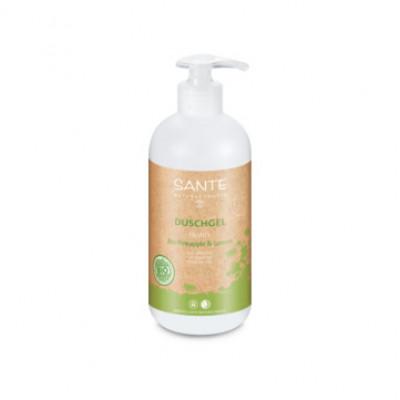 Sante Shower Gel Organic Pineapple and Lemon (500 ml)