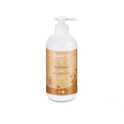 Sante Shower Gel Organic Coconut and Vanilla (500 ml)
