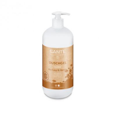 Sante Shower Gel Family Organic Coconut & Vanilla (950 ml)