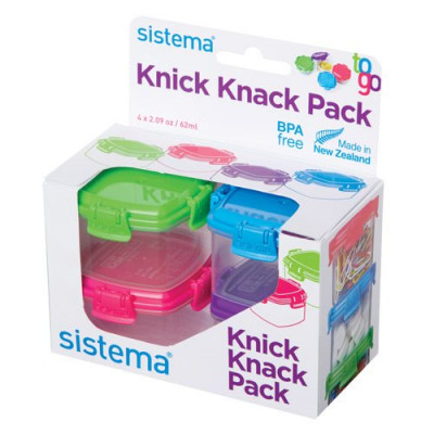 Sistema Opbevaringsboks Knick Knack mini