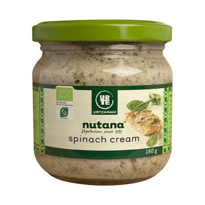 Urtekram Spinach cream Ø Nutana (180 g)