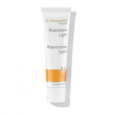 Dr. Hauschka Dagcreme Rose Light (30 ml)