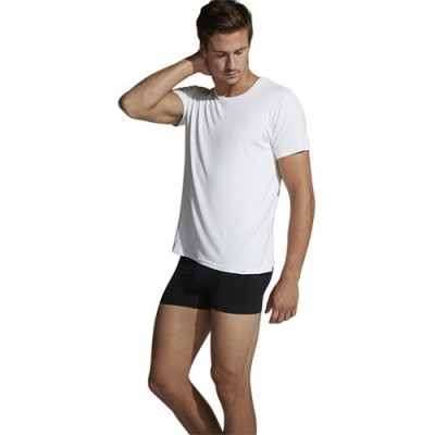 Sowco T-Shirt Herre hvid str. XL Crew-neck (1 stk)