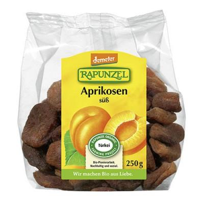 Rapunzel Abrikoser Demeter Ø (250 g)