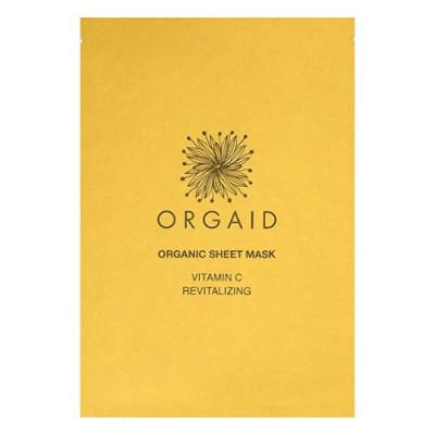 Organid Sheet Mask Vitamin C Revitalizing - 24 ml.