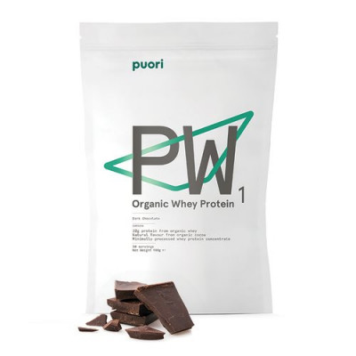 PurePharma PW1 Proteinpulver - Chokolade Ø (900 g)