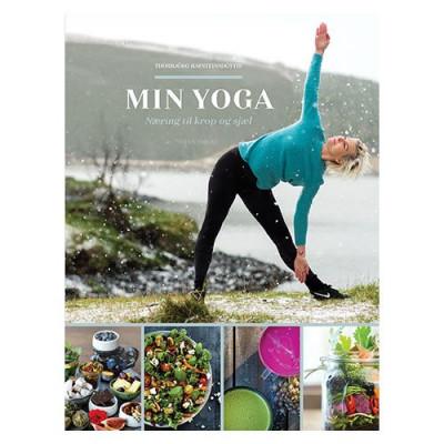 Min Yoga - næring til krop og sjæl - Bog 217 sider