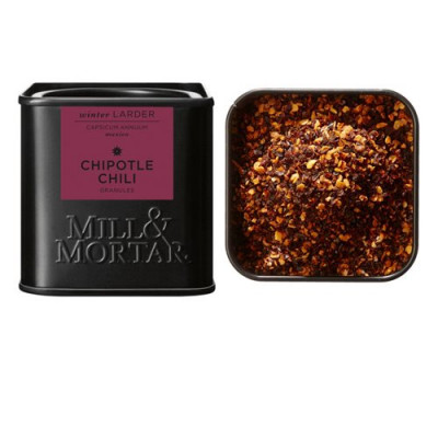 Chiliflager Chipotle fra Mill & Mortar - 45 gram