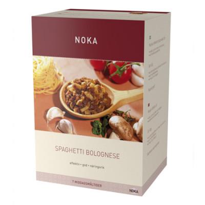 NOKA Spaghetti Bolognese 7 måltider
