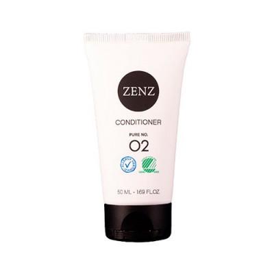 Zenz Organic Hair Styling Mousse No.91 Pure ORANGE (200 ml)