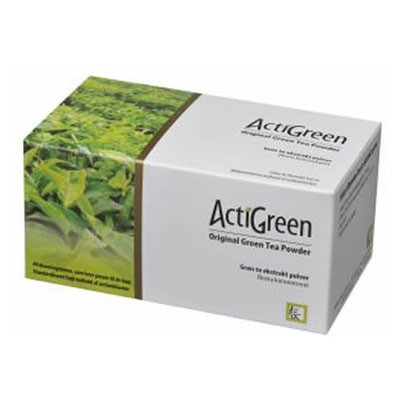 ActiGreen Green Tea Powder (40 breve)