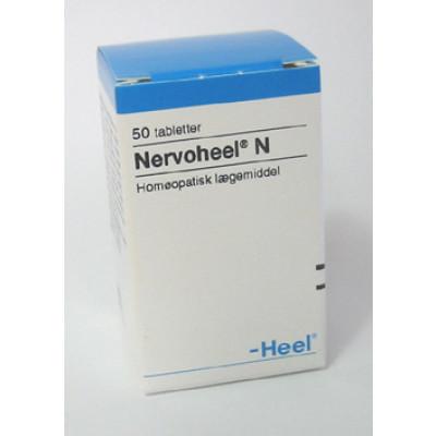 Nervoheel (50 tabletter)
