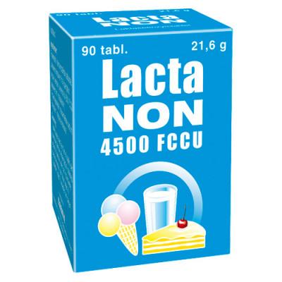 LactaNON 4500 FCCU (90 tabletter)