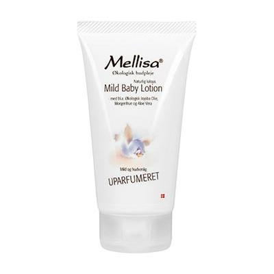Mellisa Luksus Baby Bade Olie 150 ml.