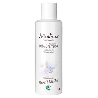 Mellisa Luksus Mild baby Shampoo (150 ml)