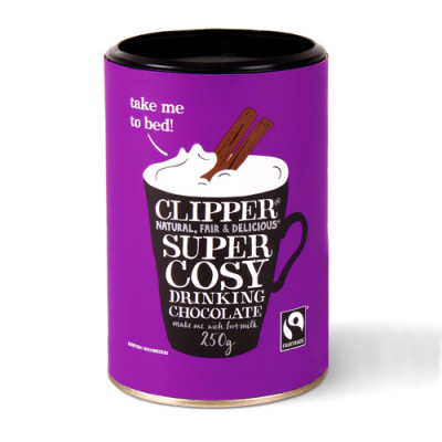 Clipper Varm Kakao Fair Trade Ø (250 g)