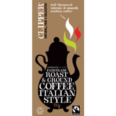 Clipper Roast & Ground Coffee Italian Style Ø (227 gr)