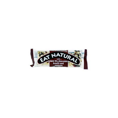 Eat Natural brasil & abrikos bar - 45 gram