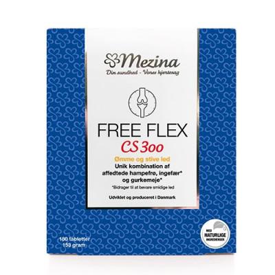 Mezina Free Flex CS300 (180 tab)