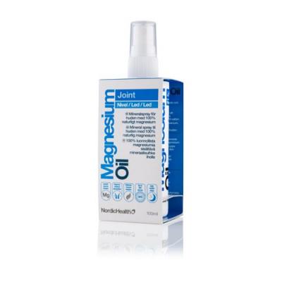NordicHealth Magnesium spray ledsmerter (100 ml)