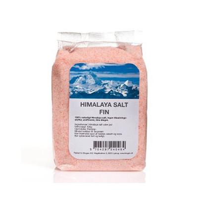 Himalayasalt fint fra Biogan - 500 gram