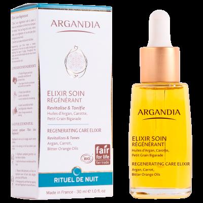Argandia - Regenerating Care Elixir (30ml)
