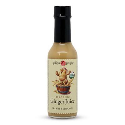 Ingefær juice fra Ginger People Øko - 147 ml.