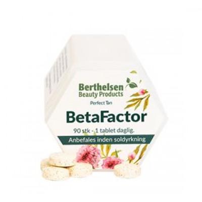Berthelsen Beta Factor (90 tabletter)